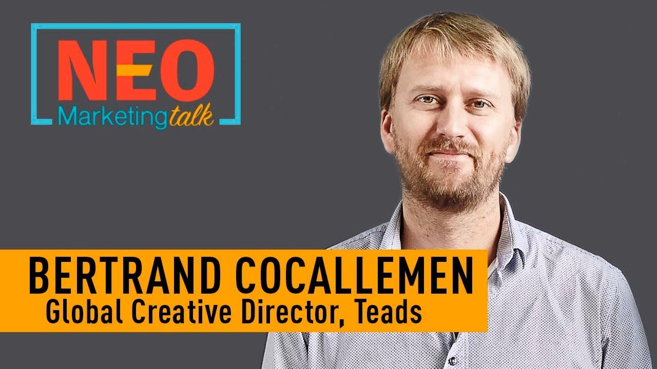 Advertising Week LATAM, entrevista con Bertrand Cocallemen para NEO y Presumiendo México