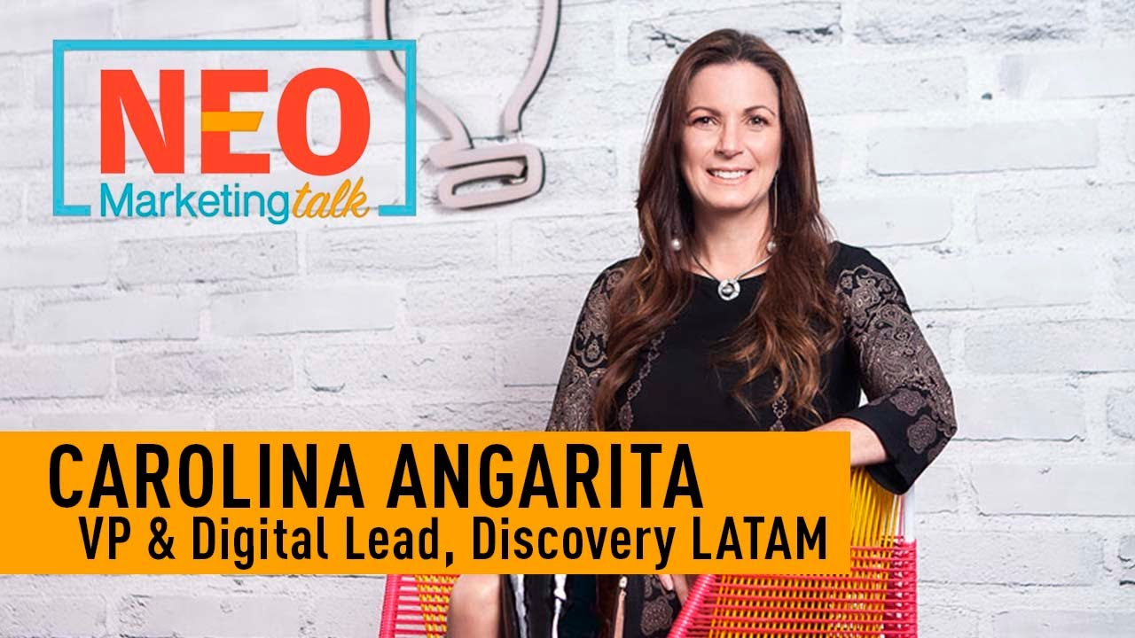 Advertising Week LATAM, entrevista con Carolina Angarita para NEO y Presumiendo México