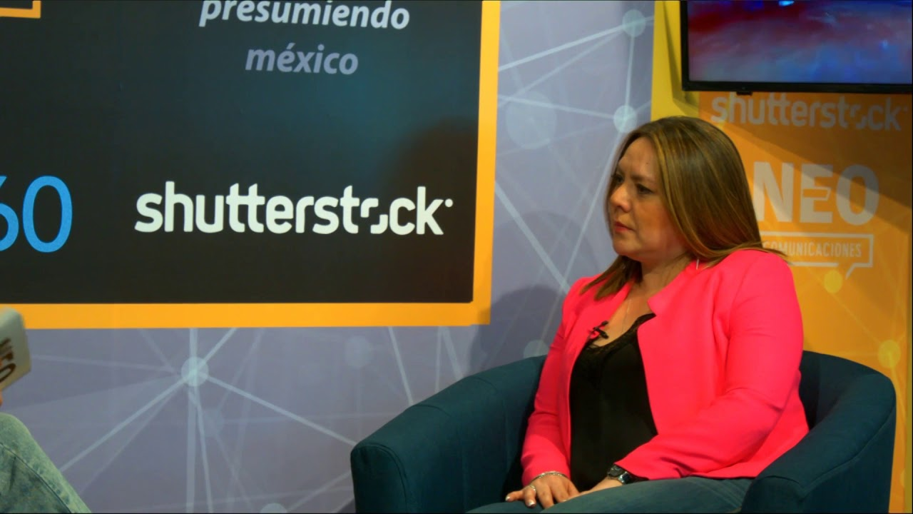 Carolina Ortíz en entrevista con NEO Marketing Talk en Advertising Week 2020