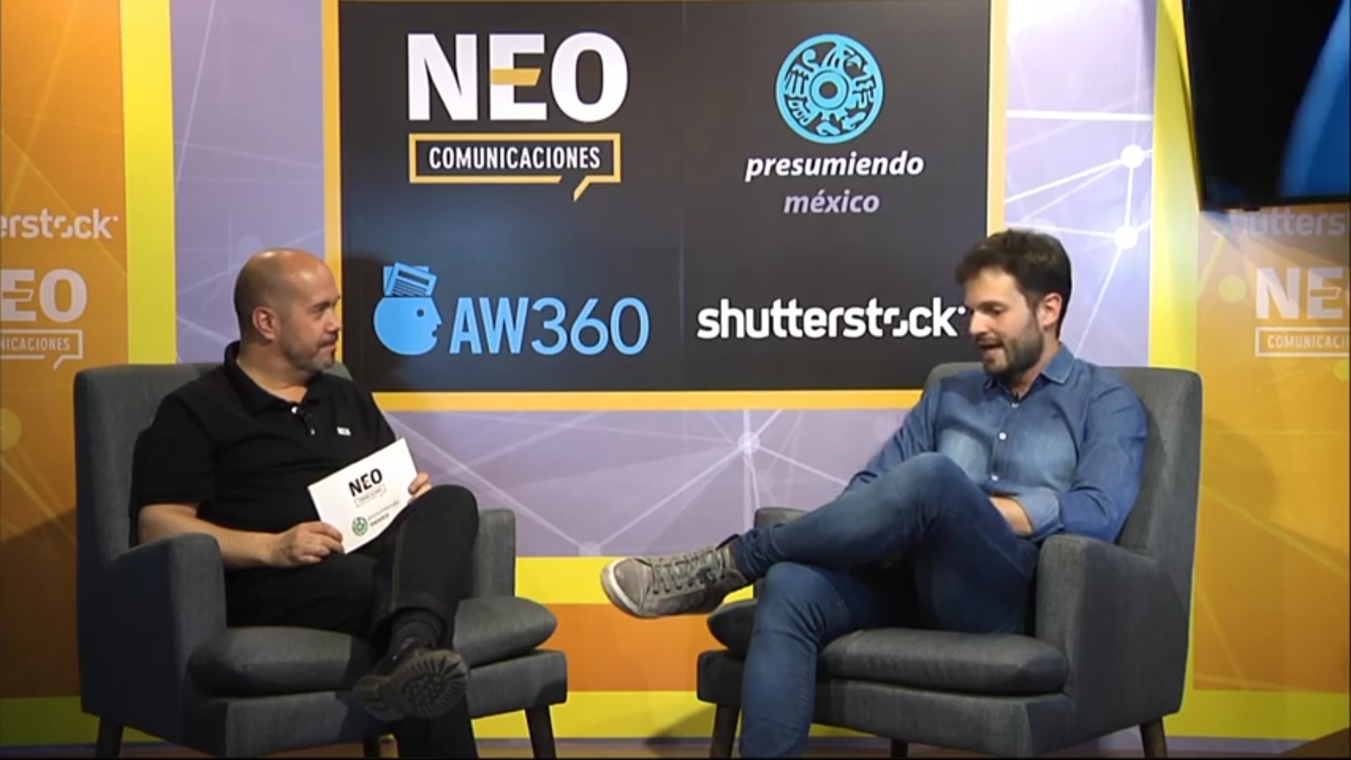 Daniel Czaplinsky en entrevista con NEO Marketing Talk en Advertising Week 2020