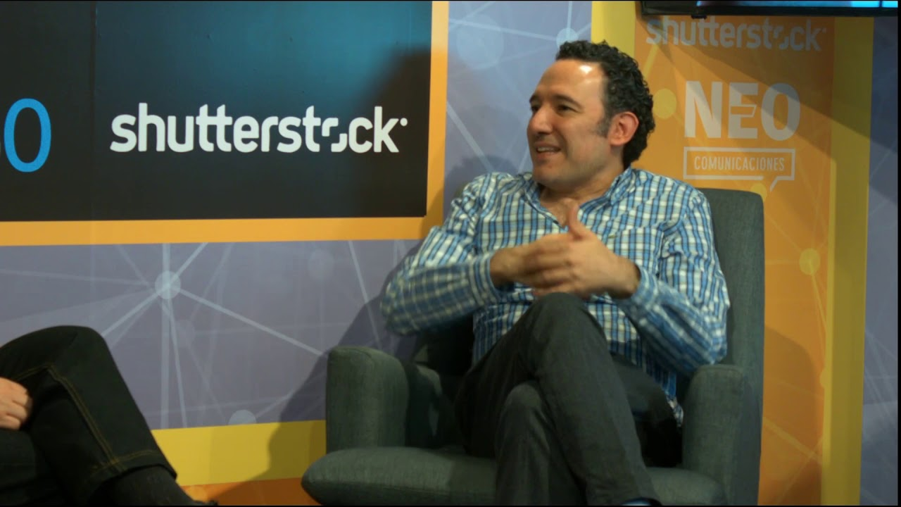 Enrique Culebro Karam en entrevista con NEO Marketing Talk en Advertising Week 2020