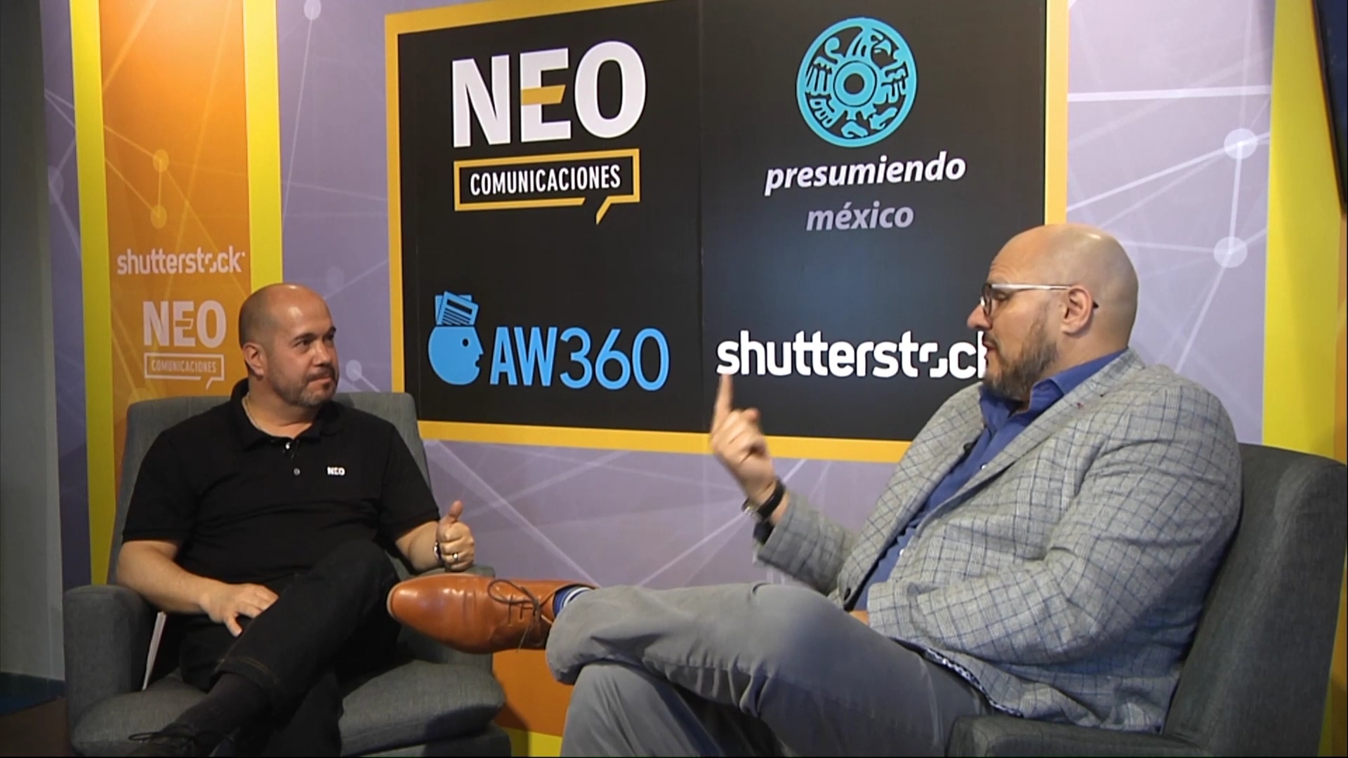 Eric Tourtel en entrevista con NEO Marketing Talk en Advertising Week 2020